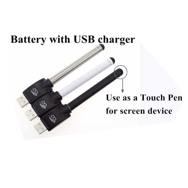 vape pen touch 510 thread 280MAH Battery - Quietminutes
